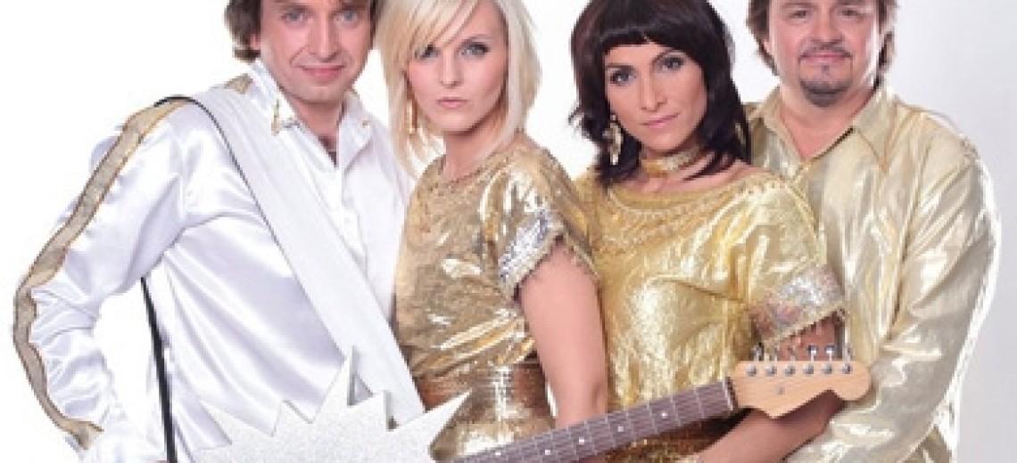 ABBA STARS REVIVAL (PŘEHRADA - SLUNEČNÍ LÁZNĚ)