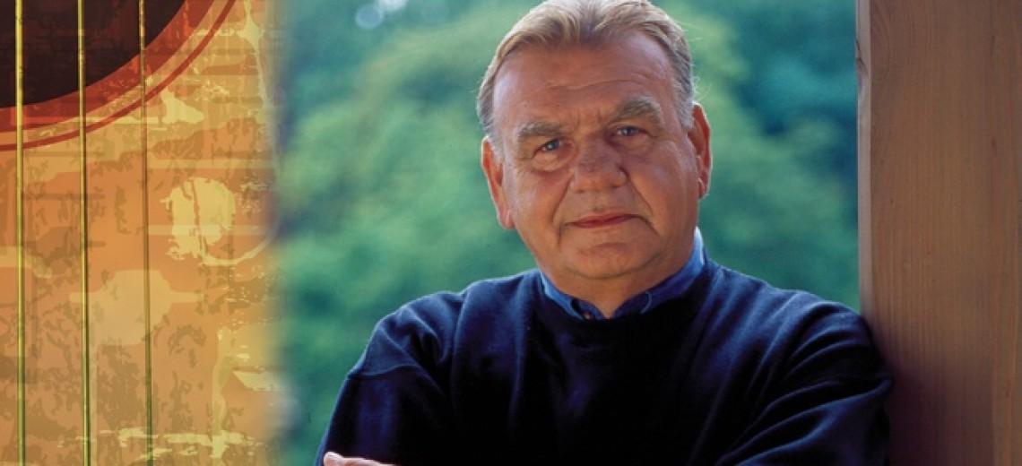 František Nedvěd se skupinou