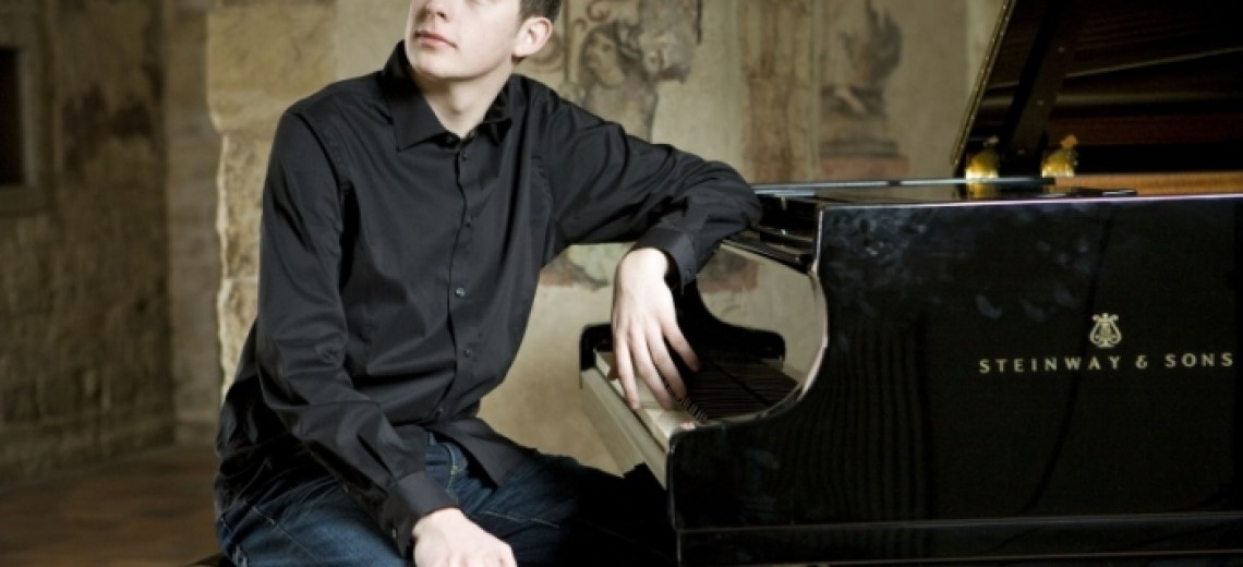 IVAN a LUKÁŠ KLÁNŠTÍ – klavír