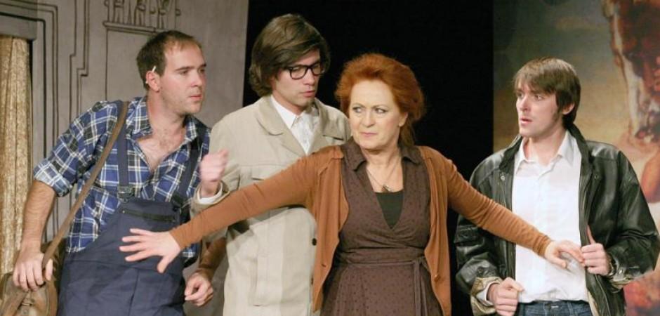 Filumena Marturano vyprodala divadlo