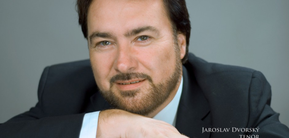 Jaroslav Dvorský  v šesti otázkách