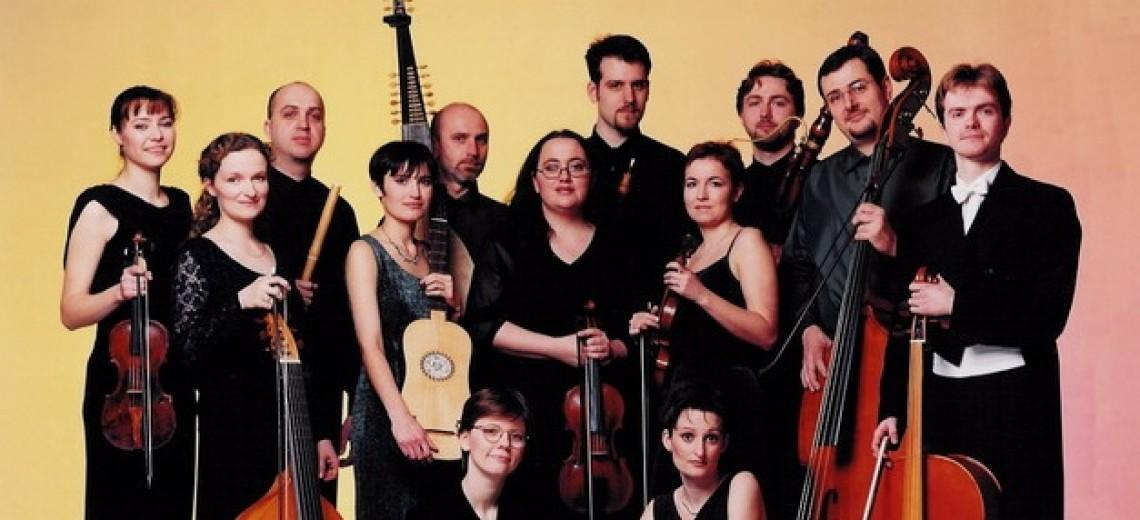 """Barokní soubor MUSICA FLOREA - """"Umění barokní improvizace"""""""