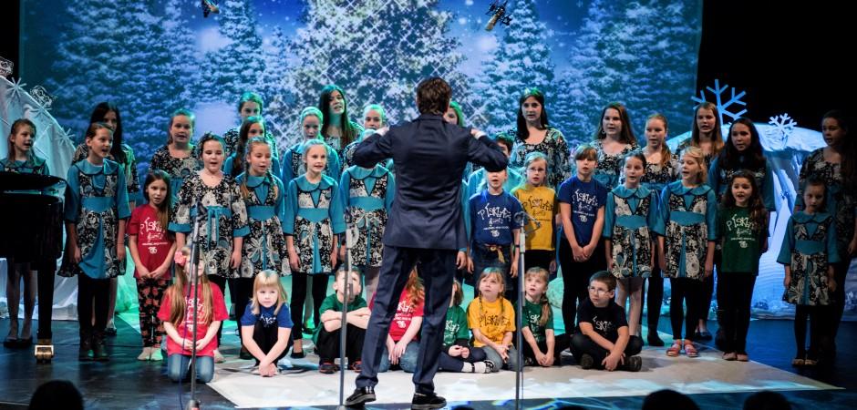 Adventní koncert DPS Vrabčáci přivítá i hosty
