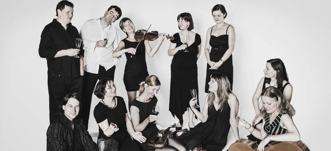 Reprezentativní koncert jabloneckého divadla - VILÉM VEVERKA - hoboj & orchestr ENSEMBLE 18+