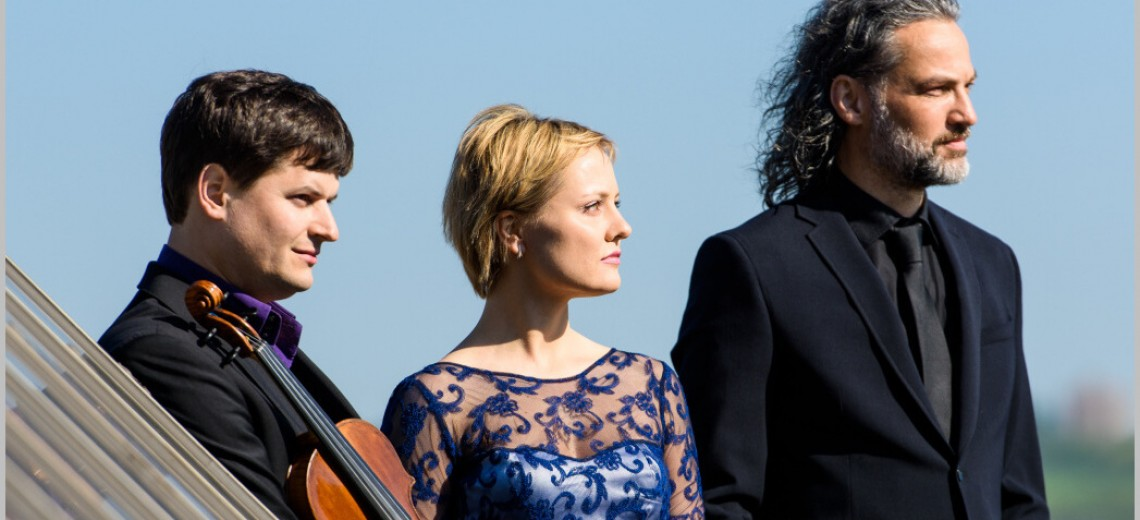 EBEN TRIO - klavírní trio