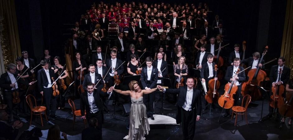 Slavnostní koncert  Evropa - náš domov