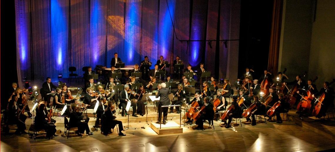 Novoroční koncert Filharmonie Hradec Králové