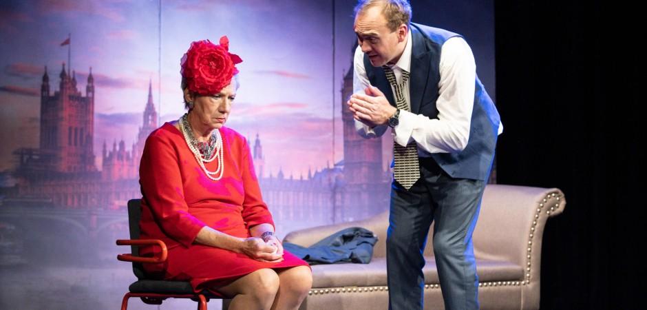 Madame Rubinstein s famózní Danou Syslovou