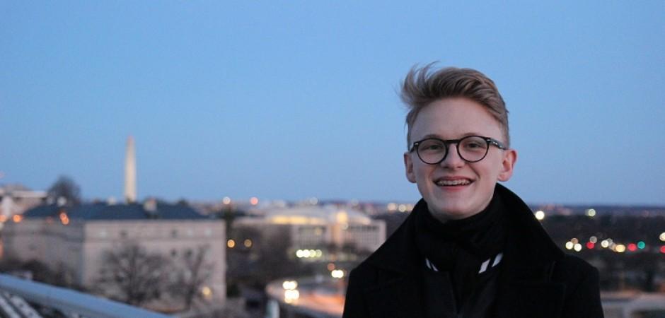 """""""Malý Mozart"""" nosí brýle Harryho Pottera a obdivuje čínskou hvězdu"""