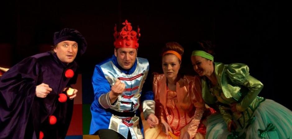 Princové jsou na draka, zato jablonecké divadlo žije