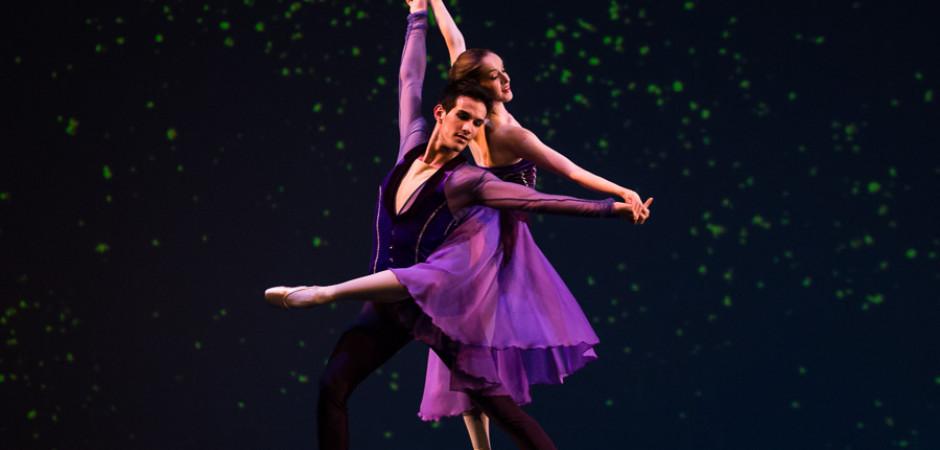 Přenos baletního představení
