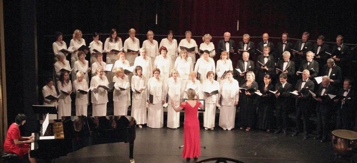 Slavnostní koncert k 150. výročí od povýšení Jablonce na město