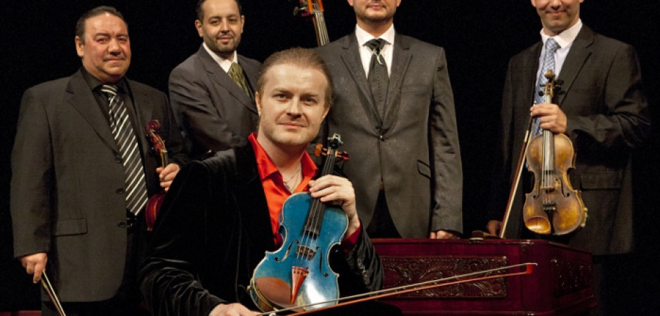 PAVEL ŠPORCL - ROMANO STILO ENSEMBLE - 22. 3. 2012