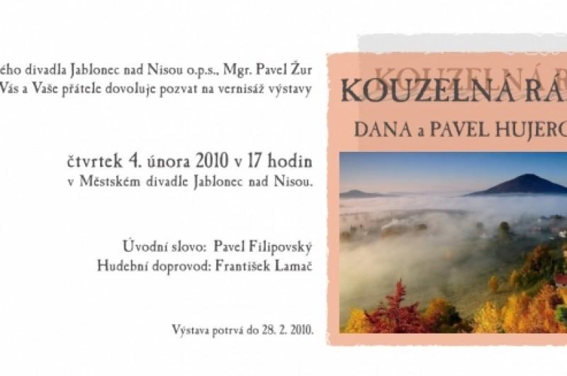 """""""KOUZELNÁ RÁNA"""" ;DANA a PAVEL HUJEROVI"""